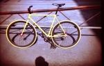 he said,'its my bike' - by kcph
